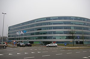 Transavia - The TransPort Building houses the head offices of Transavia and Martinair