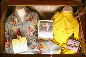 Marty Robbins discography - Exhibit at Ryman Auditorium
