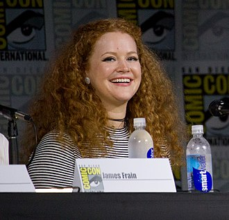 Mary Wiseman (actress) - Image: Mary Wiseman SDCC 2017