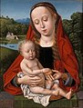 Master of the Plump-Cheeked Madonnas (Attr.) - Virgin and Child.JPG
