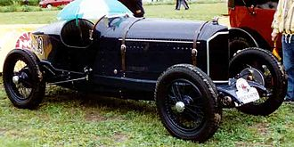 Mathis (cars) - Mathis GM Sports 1923