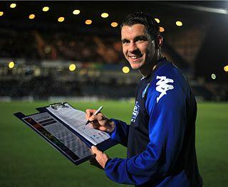 Matt Bloomfield English footballer