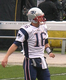 Matt Cassel at Patriots at Raiders 12-14-08 2.JPG
