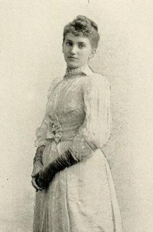 Maud Humphrey -  Humphrey in 1893 or 1897