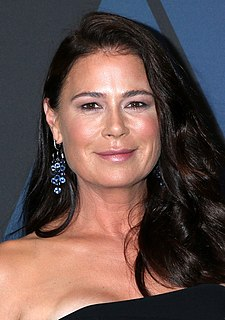 Maura Tierney American film and television actress