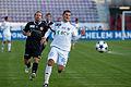 Mauro Lustrinelli (L), Guillaume Katz (R) - Lausanne Sport vs. FC Thun - 22.10.2011.jpg