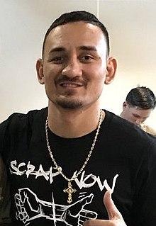 Max Holloway Wikipedia