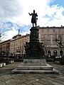 Maximilian Monument, Piazza Venezia, Trieste 6.jpg