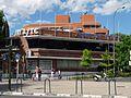 Mayte Commodore, plaza de la República Argentina.jpg
