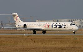 McDonnell Douglas MD-82 (DC-9-82), Air Adriatic AN0398899.jpg