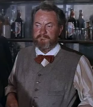 Leo McKern - McKern in Ryan's Daughter (1970)