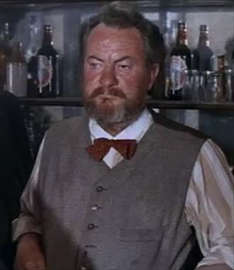 Leo McKern - McKern in Ryan's Daughter (1970)