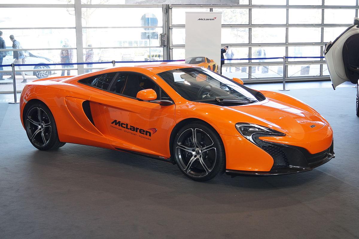 McLaren 650S  Wikipedia