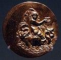 Medaglioni aurei romani da tesoro di aboukir, inv. 2432 nereide su mostro marino.jpg