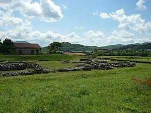 Mediana - Ruins of Mediana.