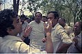 Meeting Between CMC And NCSM Officers - Science City Site - Dhapa - Calcutta 1993-04-22 0555.JPG