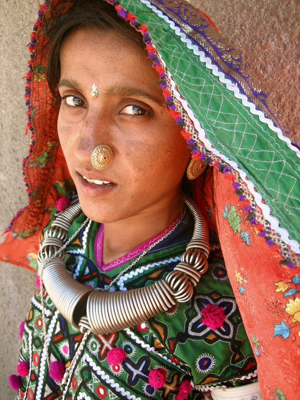 Megwhal woman