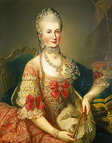 Image result for Maria Christina, Duchess of Teschen