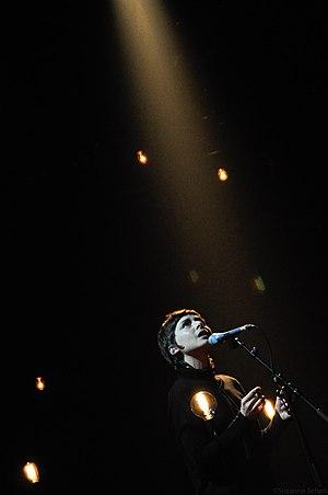 Mélanie De Biasio - Melanie De Biasio performing at the European Border Breakers Awards Show, Stadsschouwburg Groningen, Netherlands, 2015