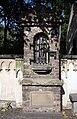 Melaten-Friedhof-Köln Nachbildung des Klappermannes.JPG