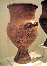 Horses Amphora