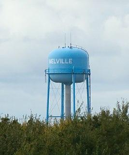 Melville, Saskatchewan City in Saskatchewan, Canada
