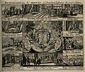 Memorial of European events from the year 1720. Engraving, c Wellcome V0007610.jpg