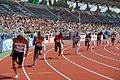 Men 200 m French Athletics Championships 2013 t161532.jpg