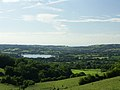 Mendip hills looking NNW towards Chew Valley Lake - geograph.org.uk - 65805.jpg
