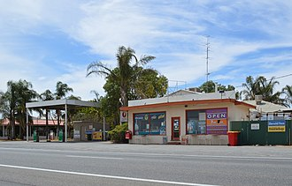 Merbein South - General store