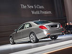 Mercedes-Benz S 500 (W222) rear view.jpg