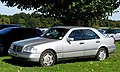Mercedes Benz C200 registered May 1996 1996cc under tree.jpg