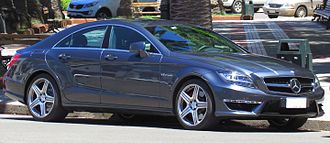 Mercedes-Benz CLS-Class (W218) - CLS63 AMG sedan