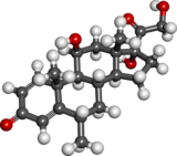 Image illustrative de l'article Méthylprednisolone