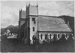 Metlakatla, Alaska - Metlakahtla Christian Mission Church, early 20th century
