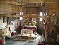 Miasteczko Slaskie George church interior.jpg