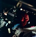Michael Collins in the Command Module.jpg
