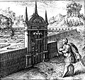 Michael Maier. Atalanta Fugiens 1618 Emblem XXVII.JPG