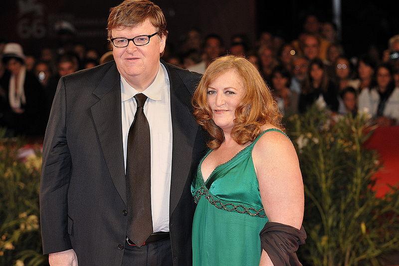 File:Michael Moore 66ème Festival de Venise (Mostra) 7.jpg