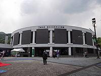 Michi-no-eki Fujikawa furusato kougeikan.JPG