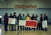 Students of Michigan Tech