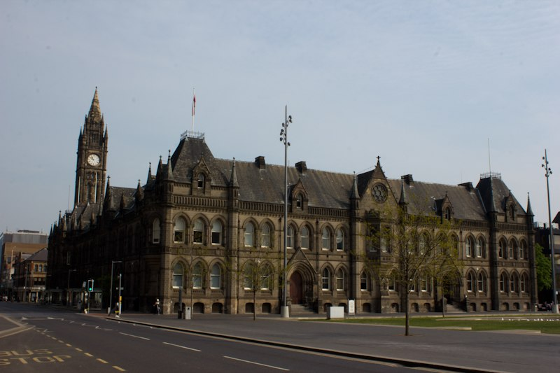 Town Hall at Middlesbrough
