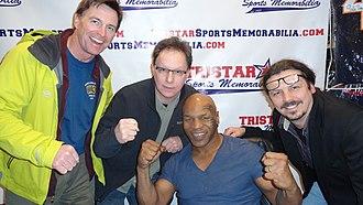 Mike Tyson - Tyson in February 2013