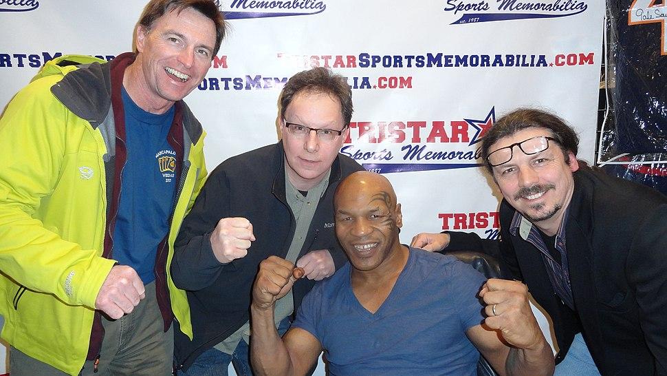 Mike Tyson 2013