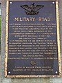 Military Road Marker US 64 Marion AR.jpg