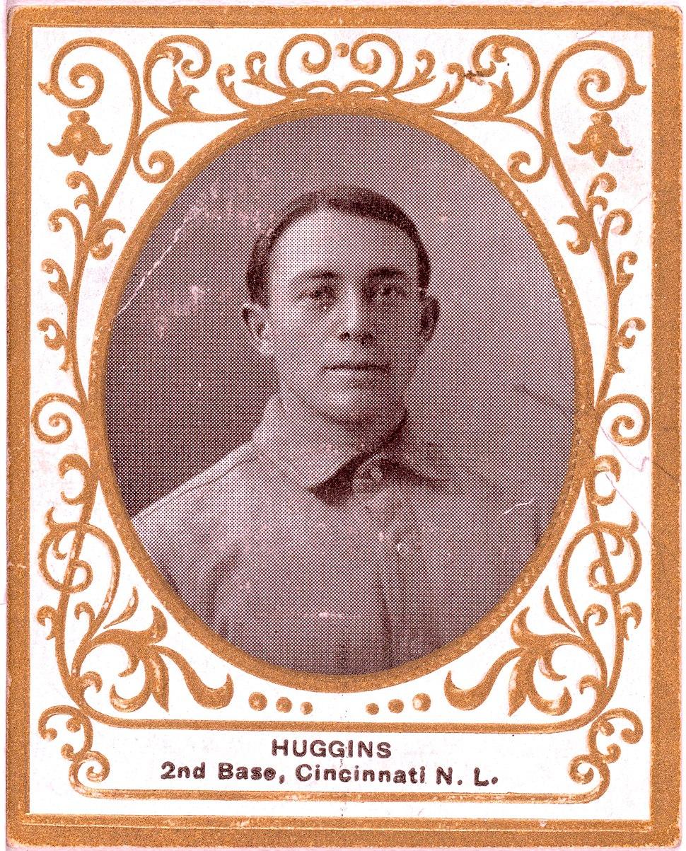 Miller Huggins baseball card