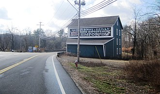 Millhurst, New Jersey - Former Millhurst Mill
