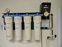 Drinking Water Filtration Steps