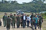 Ministro da Defesa visita Vila Bitencourt - AM (33567587392).jpg