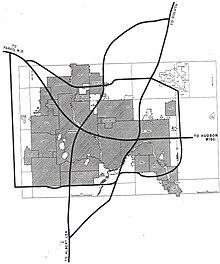 Interstate 35E (Minnesota) - Wikipedia